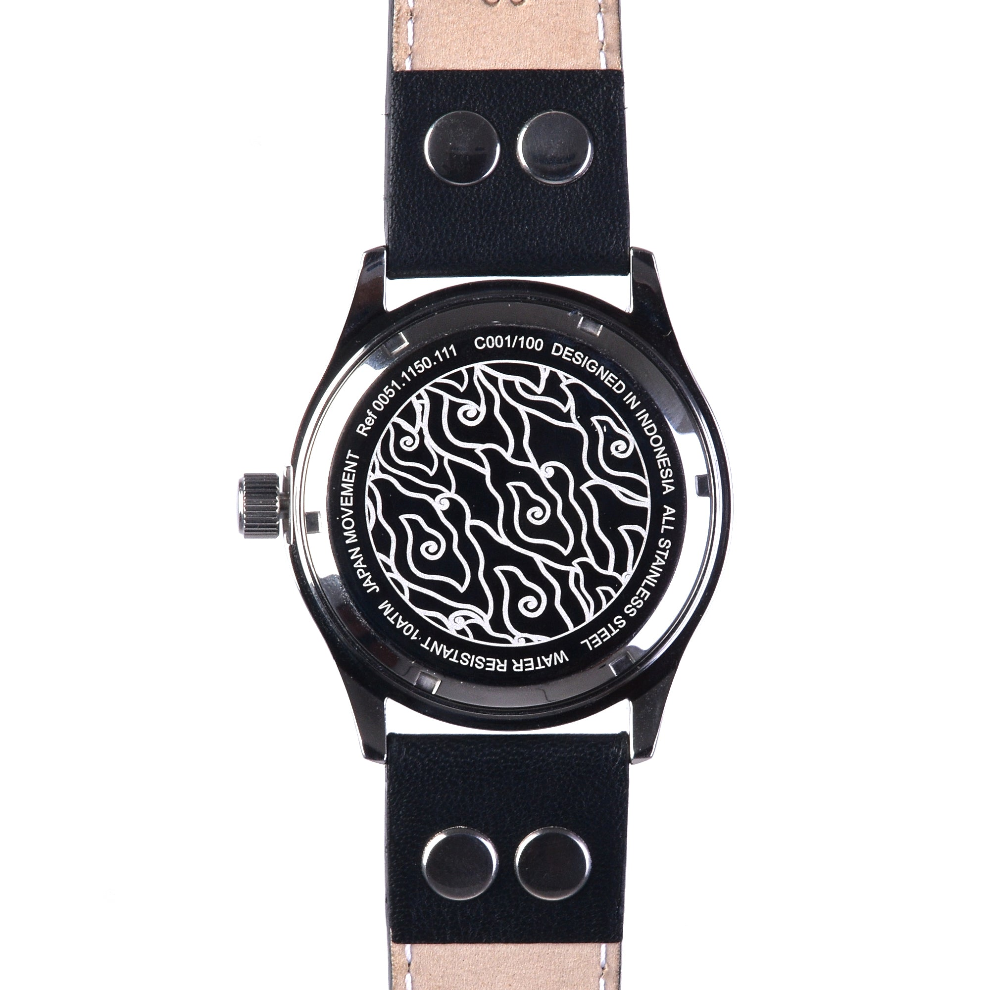 MANDALA MD-001 PILOT BLACK