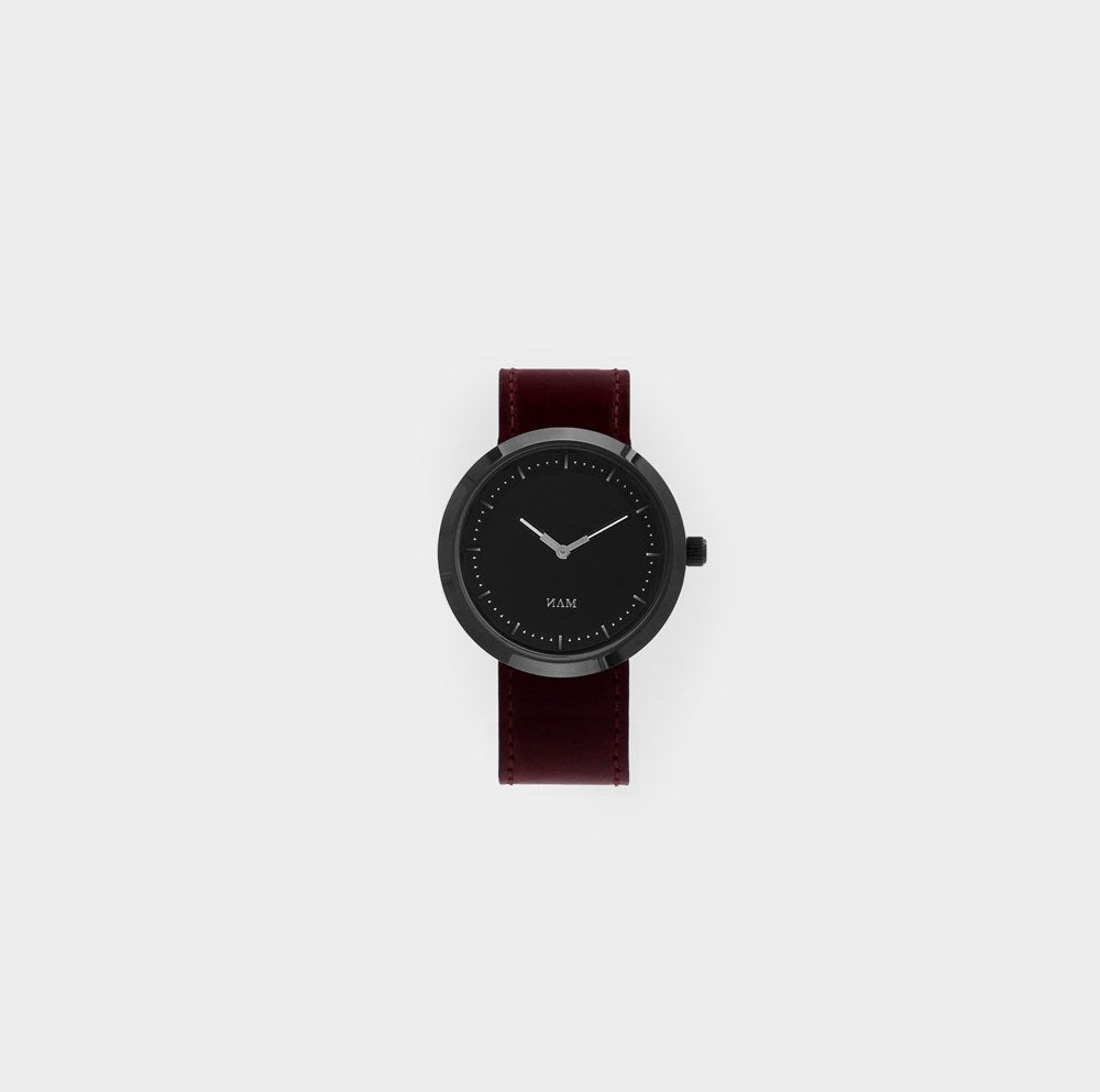 Krakatoa Black (Burgundy)