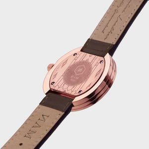 Toba Rose Gold (Brown)
