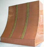 Coventry - Copper hood - 9 foot ceiling