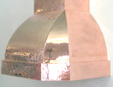 Napa - Copper hood - 9 foot ceiling