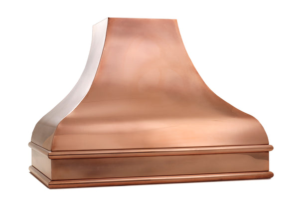 Sonoma - Copper hood - 10 foot ceiling