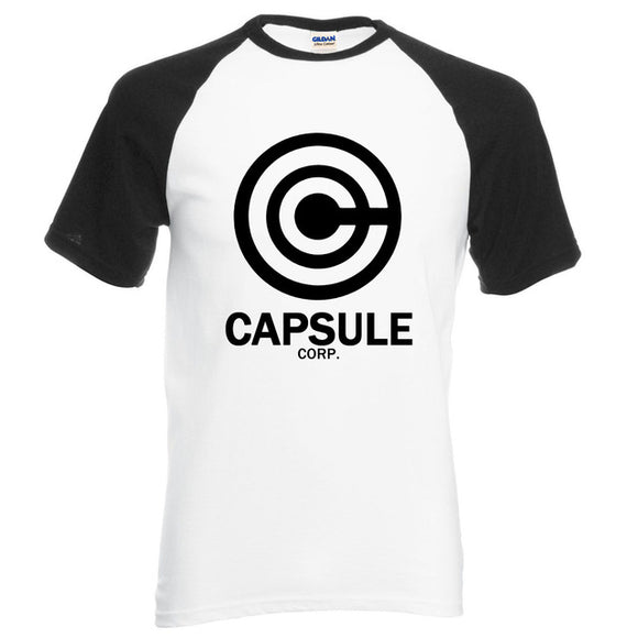 Classic CAPSULE CORP T shirt (Many colors available)