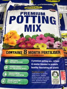 Potting Mix and Fertiliser