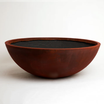 Lightweight GRC Wok Bowl - 3 sizes