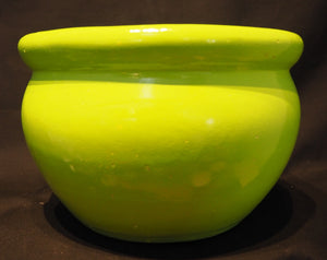 Candy Round Lime Green