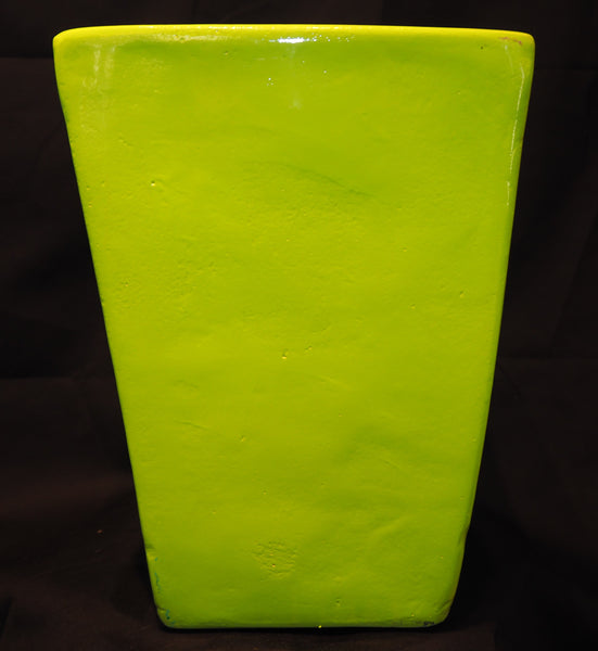Candy Square Lime Green
