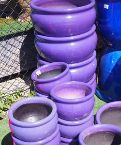 Candy Round Purple
