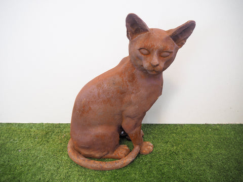 Sitting Cat Rust