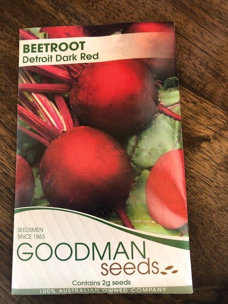 Beetroot - Detroit Red