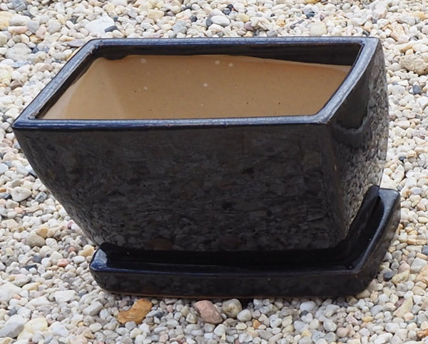 Indoor Trough with saucer - 3 sizes