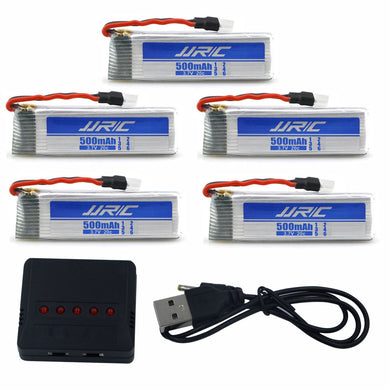 3.7v 500mAh LiPo Battery for JJRC H37 ELFIE Drone