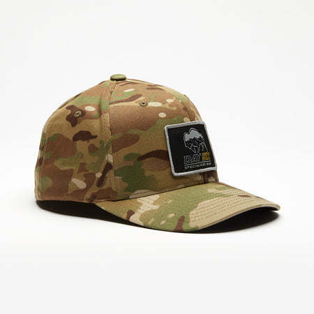 Multicam Flexfit Buffalo Logo