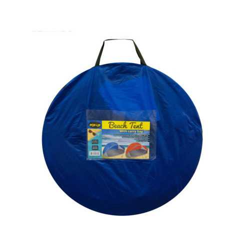 Pop-Up Beach Tent with Carry Bag ( Case of 1 )
