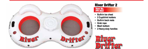 River Drifter - 2 man