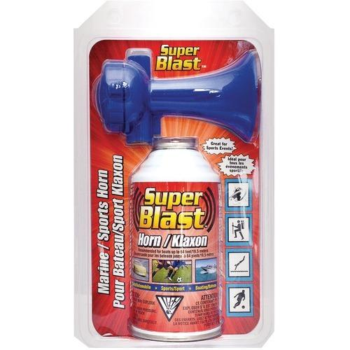 "Super Blastâ""¢ Air Horn, 8oz (pack of 1 Ea)"
