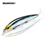 Professional fishing tackle fishing lures 128mm 14.8g,Minnow bait. hot model,
