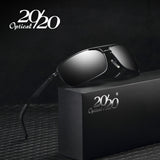 20/20 Aluminum Men's Sunglasses Polarized Men Driving Fishing Glasses Male Eyewear For Men