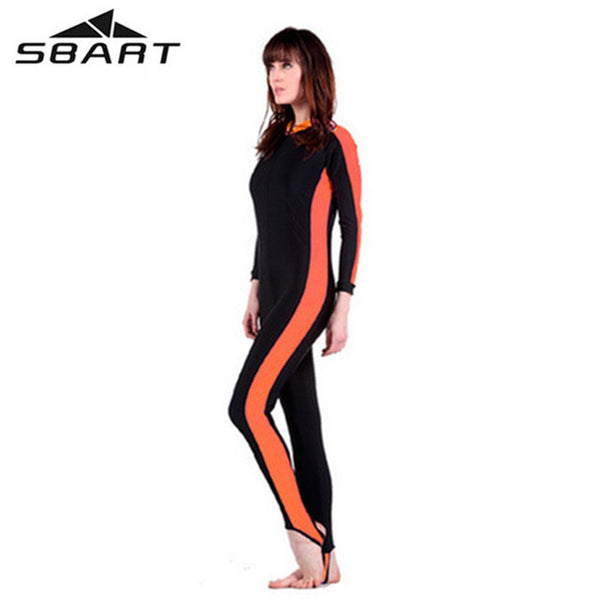 New Arrival SBART Diving Windsurfing Wetsuit Men Women Sun Protection Triathlon Rafting Suit