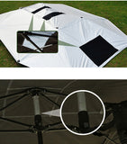 car tent car sunscreen sun shading umbrella outdoor summer coach car special shade camp umbrella
