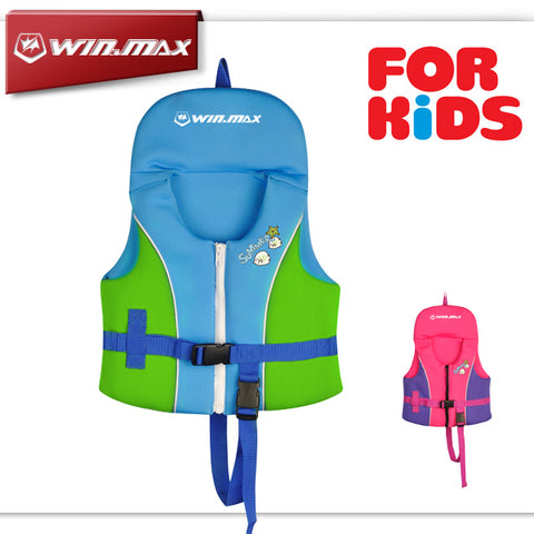 WINMAX Swimming life vest Children's inflatable swimming vest / bathing suit /Swimming Jacket Kid