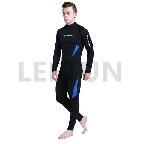 Men's Neoprene 3mm Scuba Wetsuit Spearfishing WetSuit Surfing Diving Swimming SpearFishing Jumpsuit
