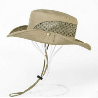 Folding Fishing Caps Outdoor Sunbonnet Mens Women Fisherman Hat Fishing Accessories pesca