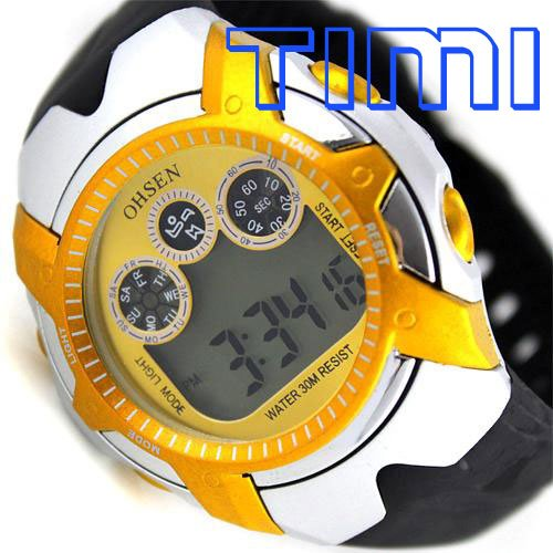 wholesale Diving Sports Watch Battery Light Digital Show Unisex freeship