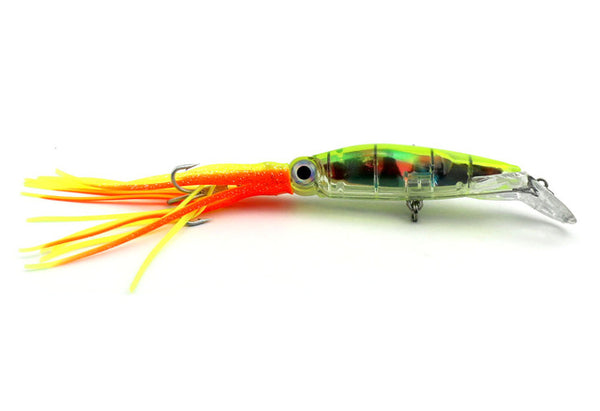 6 Color Fishing Lure Isca Crankbait Swimbait Bait 14cm 42g Fake Fish Lures With Hooks
