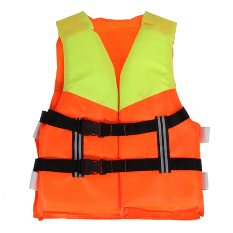 Youth Kids Professional Life Vest Universal Life Jacket Foam Flotation Swimming Boating Ski Vest