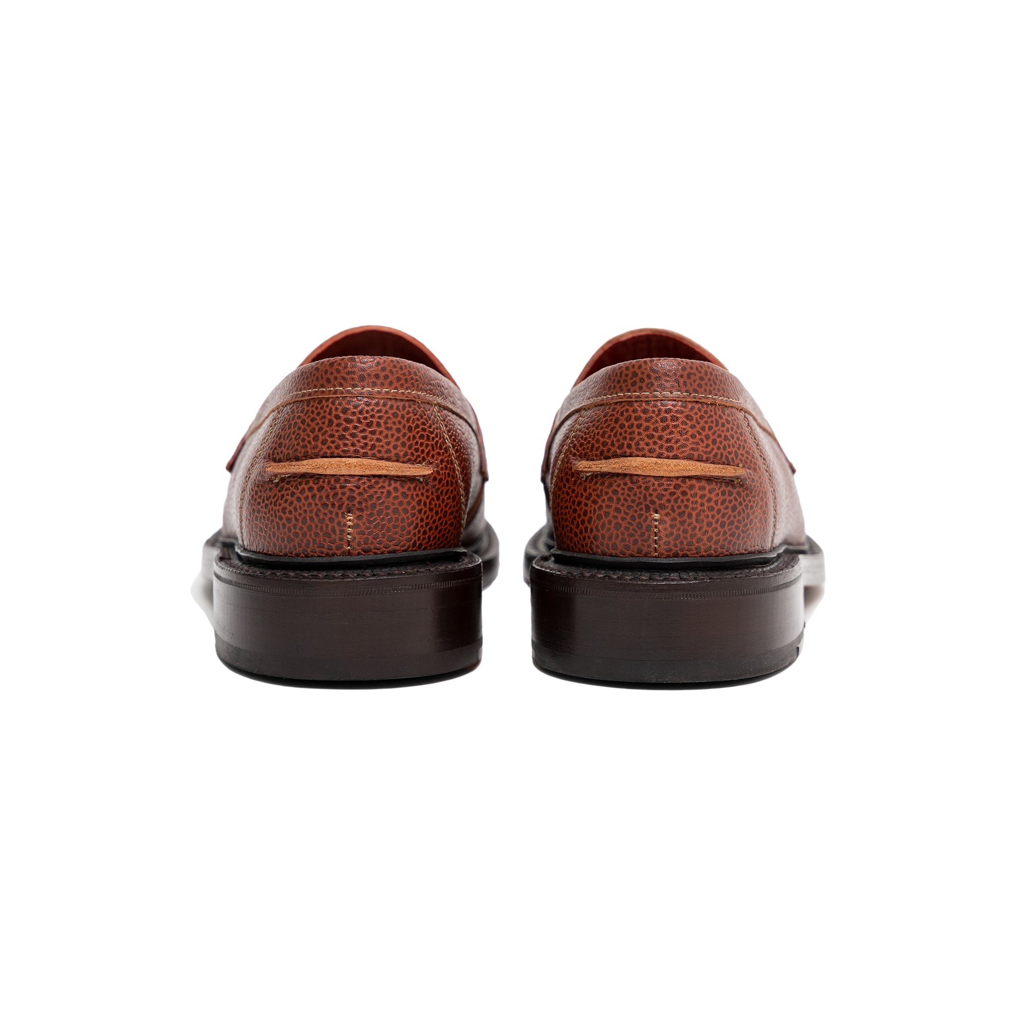 The Clásico Tassel Loafer, Chestnut Pebble
