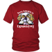 Funny Shih Tzu Tshirt Being Adorable is Exhausting Dog Lover TShirt