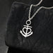 Friendship Anchor Necklace Jewelry Gift for Friend|I Will Be By Your Side ALWAYS