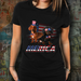 Dachshund 4th of July Merica Dachshund Dog Lover TShirt