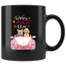 Mothers Day Coffee Mug Gift|Cute Yorkie Poodle Mothers Day Dog Lover Gift