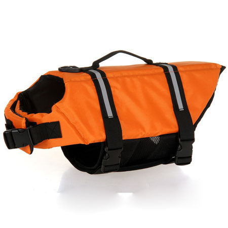 The Mariner Safety Water Life Jacket for Dogs