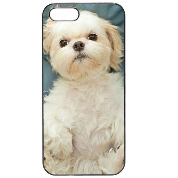 Adorable Shih Tzu Puppy Phone Case