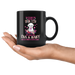 Im Telling You Im Not a SHIH TZU My Mom Said Im a Baby Funny Shih Tzu Coffee Mug