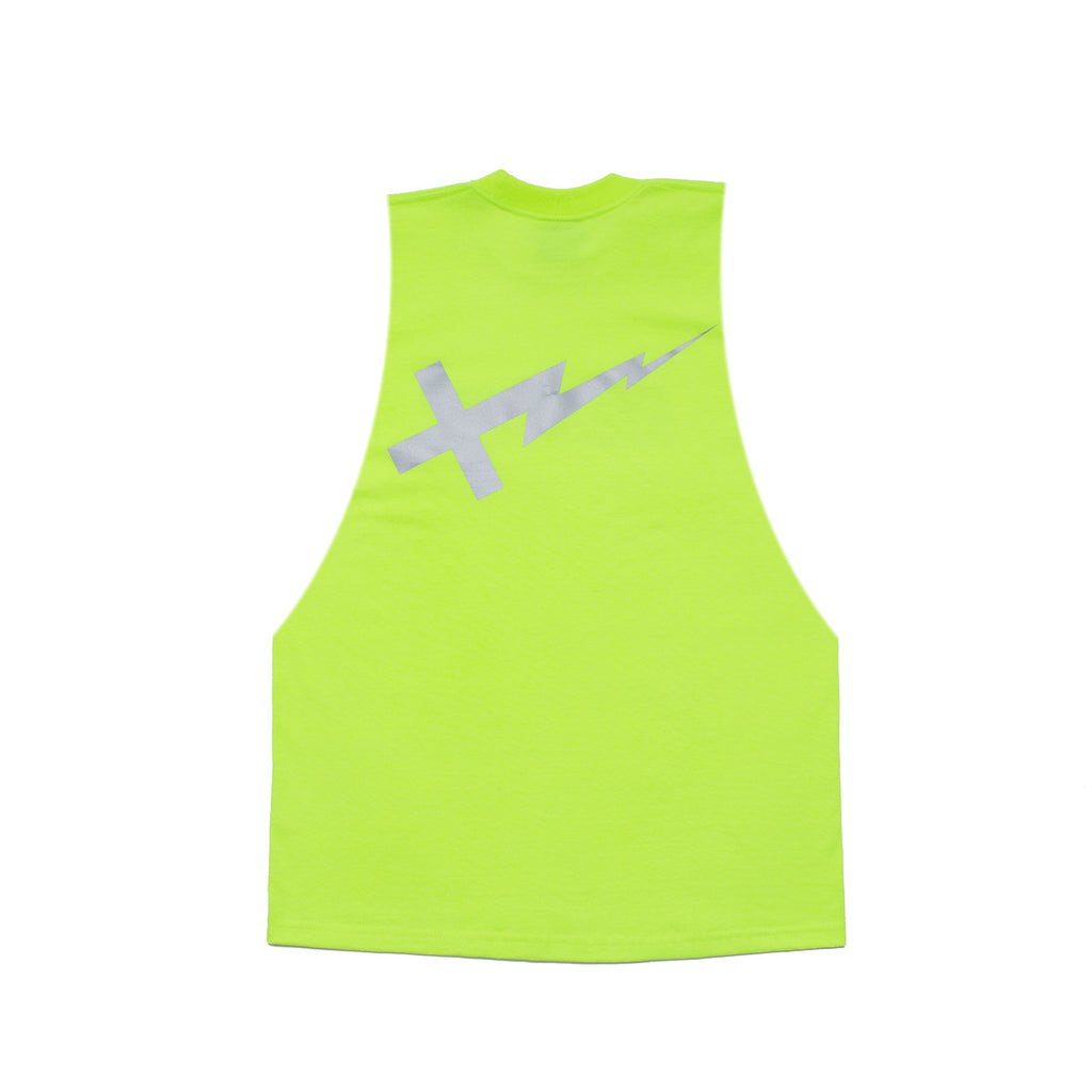 a5068d3b Technical Division 3M S/S Muscle Tee (Safety Yellow) – Distant Locals New  Zealand