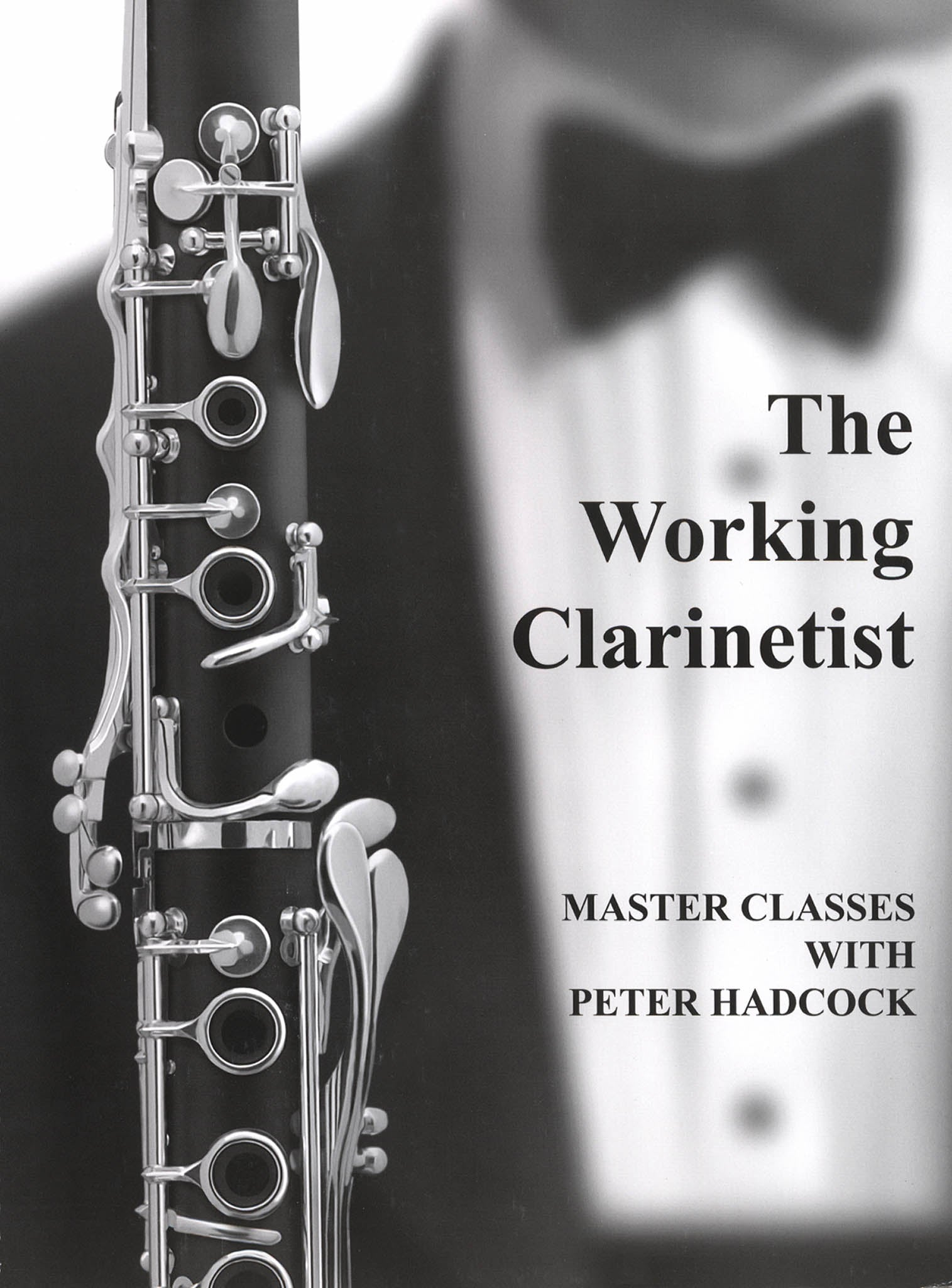 The Working Clarinetist Cover