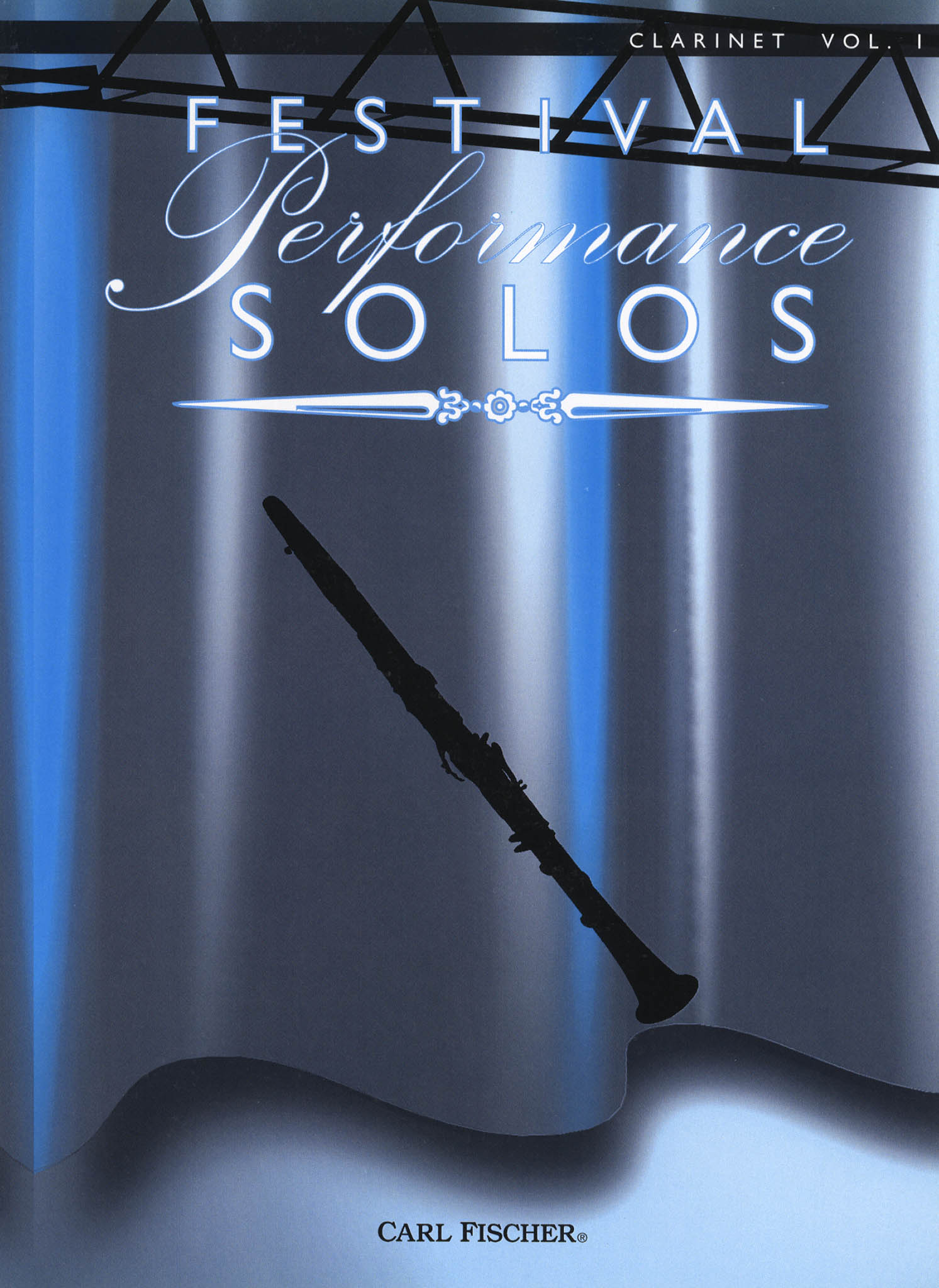 Festival Performance Solos, Vol. 1 Cover