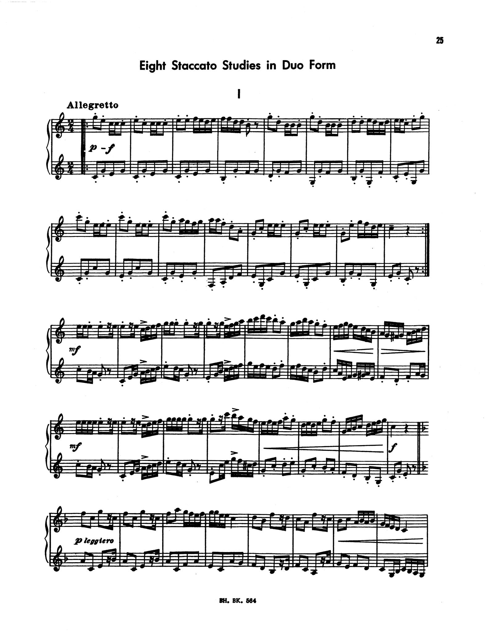 The Kell Method for Clarinet, Book 3 Page 25