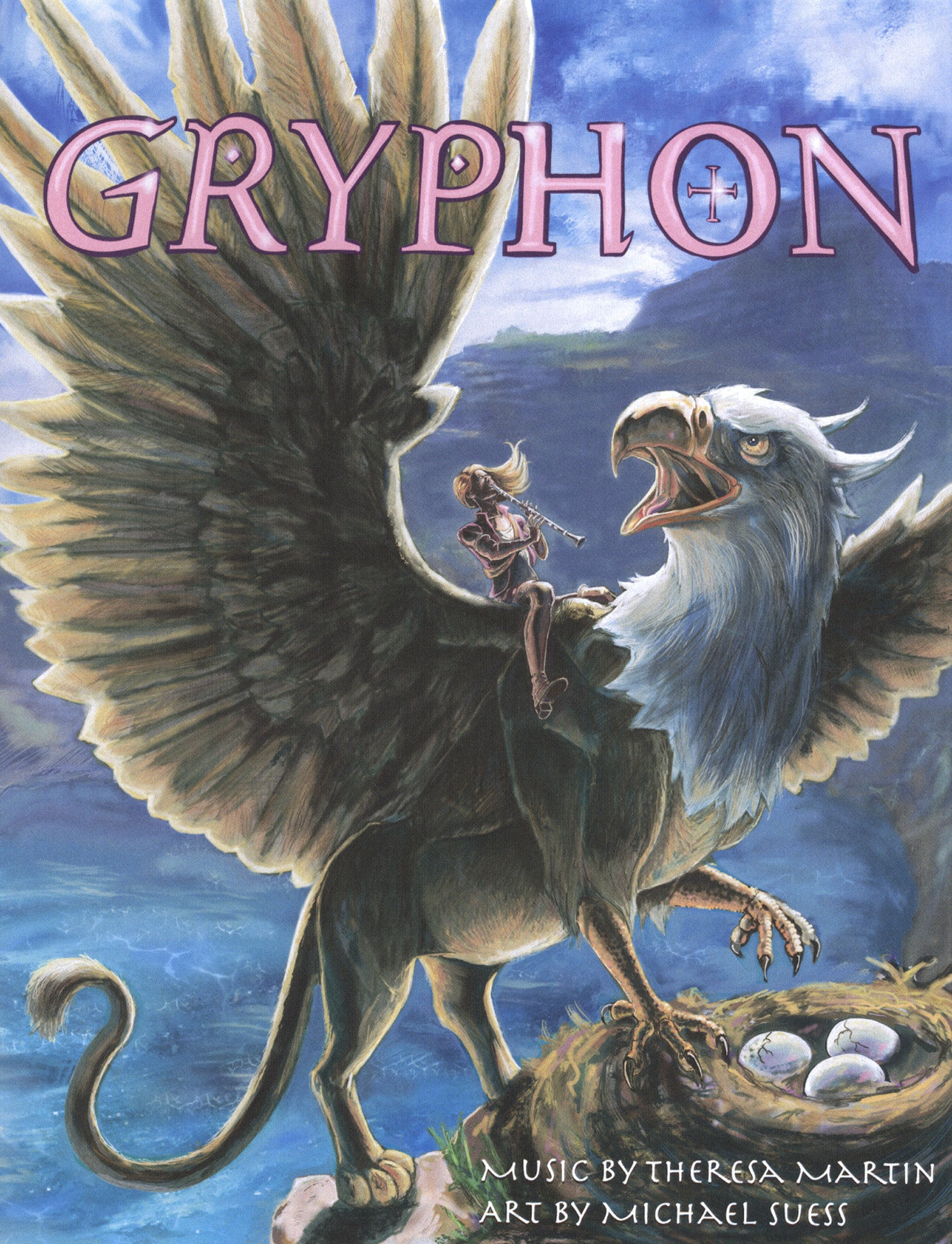 Gryphon Cover