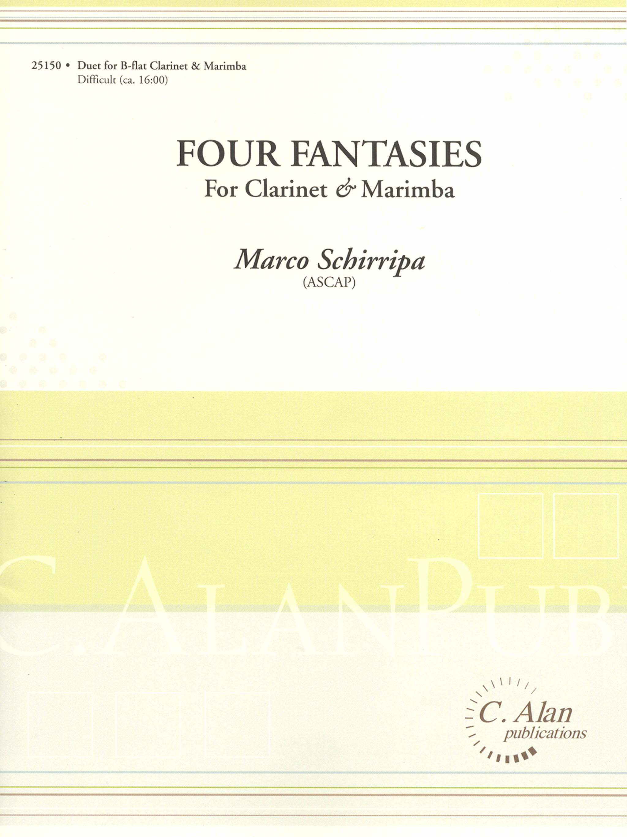 Four Fantasies Cover