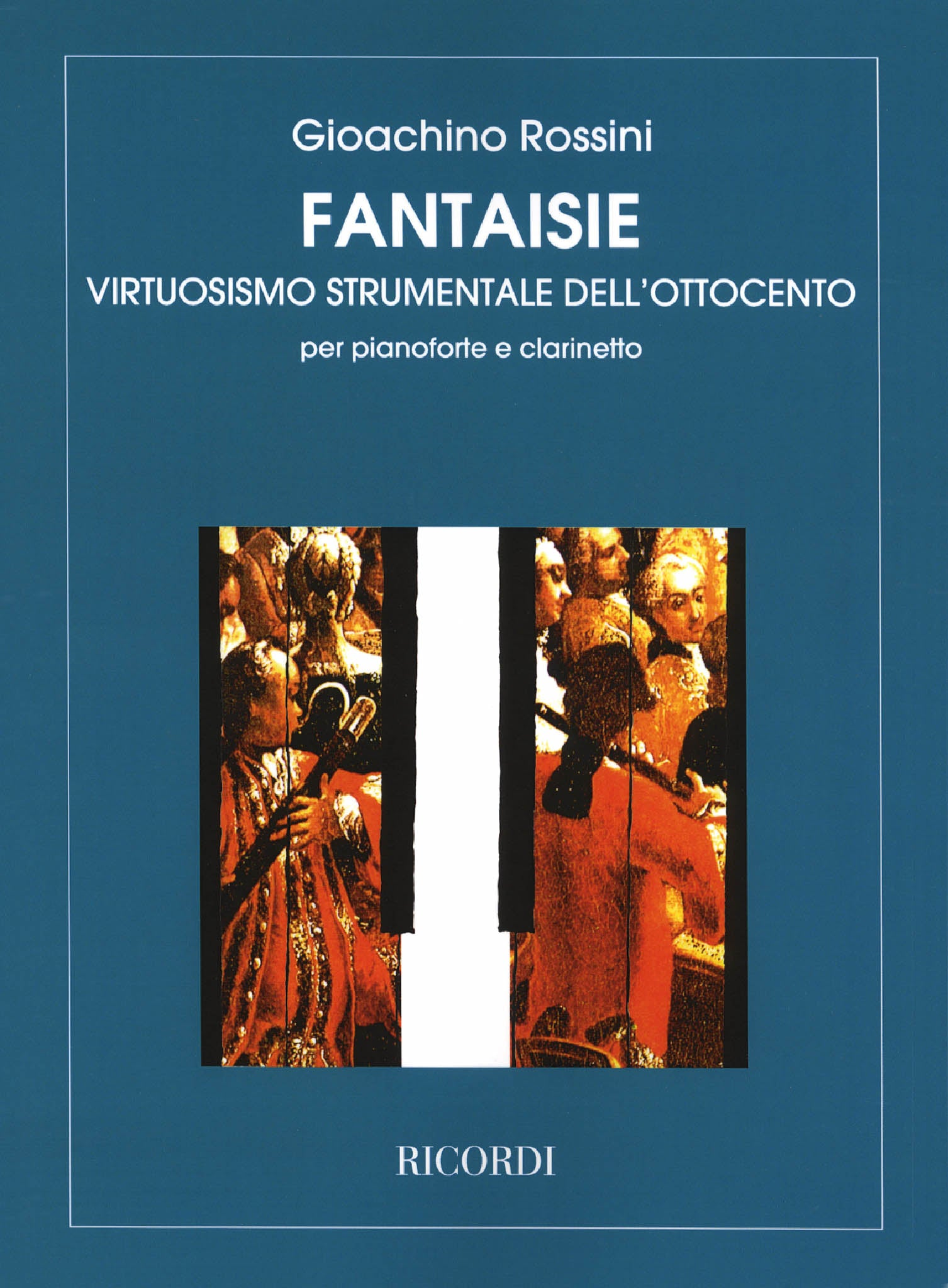 Rossini Fantaisie Cover