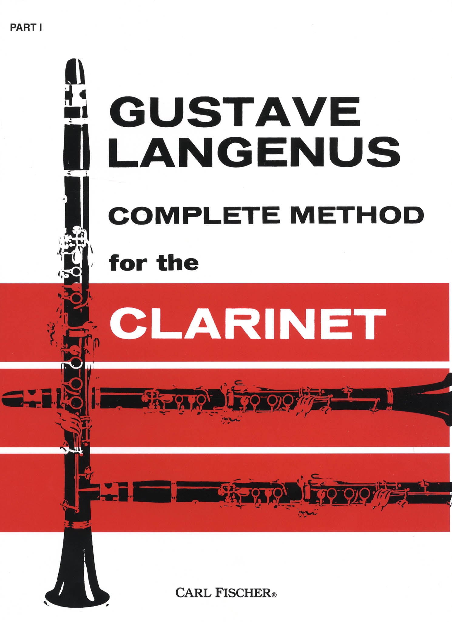 Complete Method for the Clarinet, Book 1 Cover