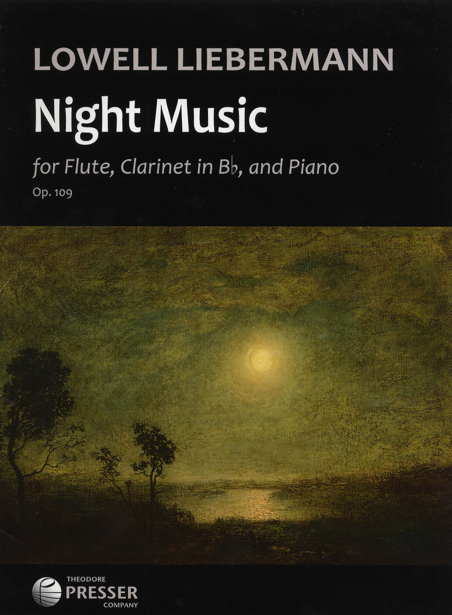 Night Music, Op. 109 Cover