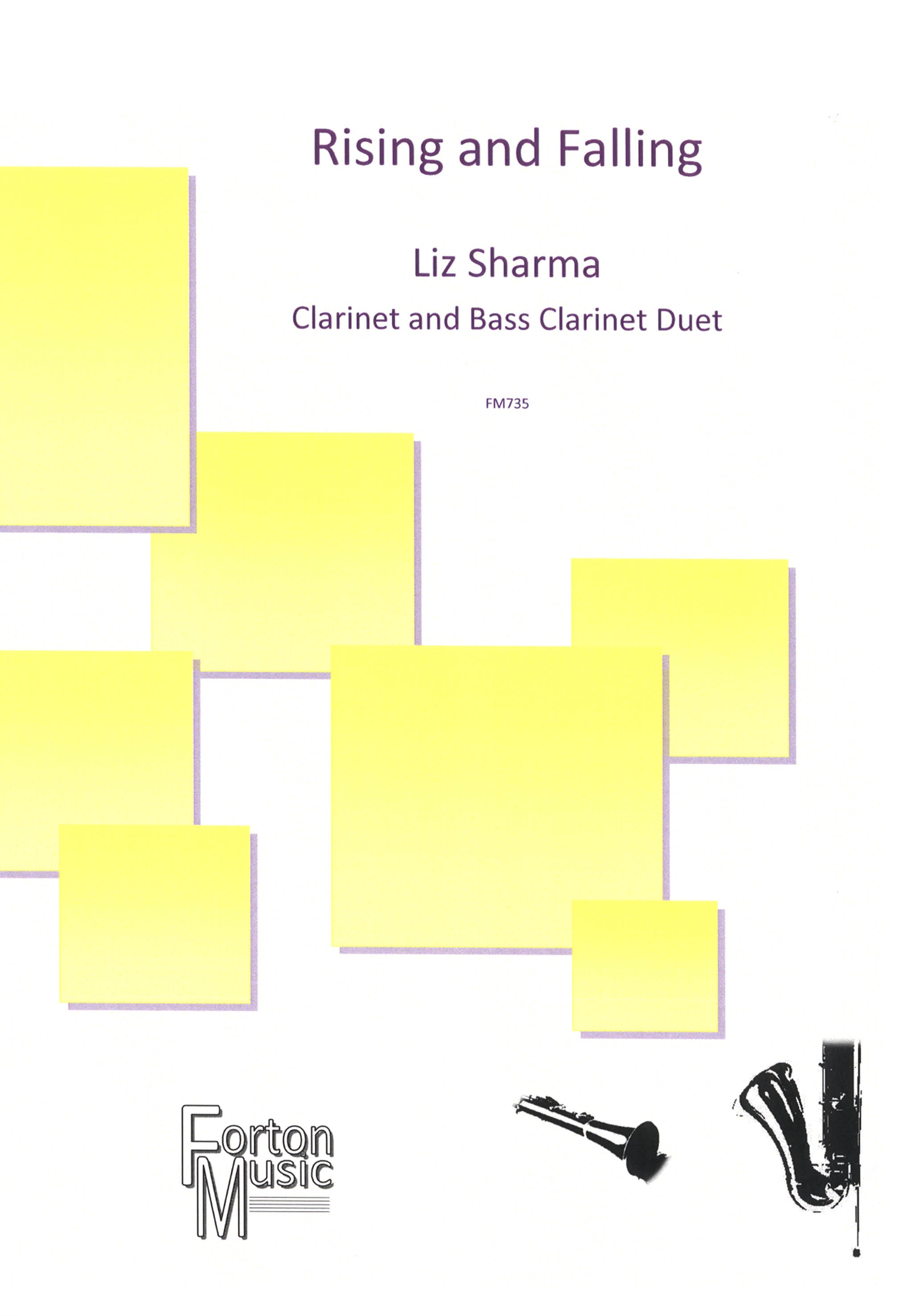 Sharma Rising and Falling Cover