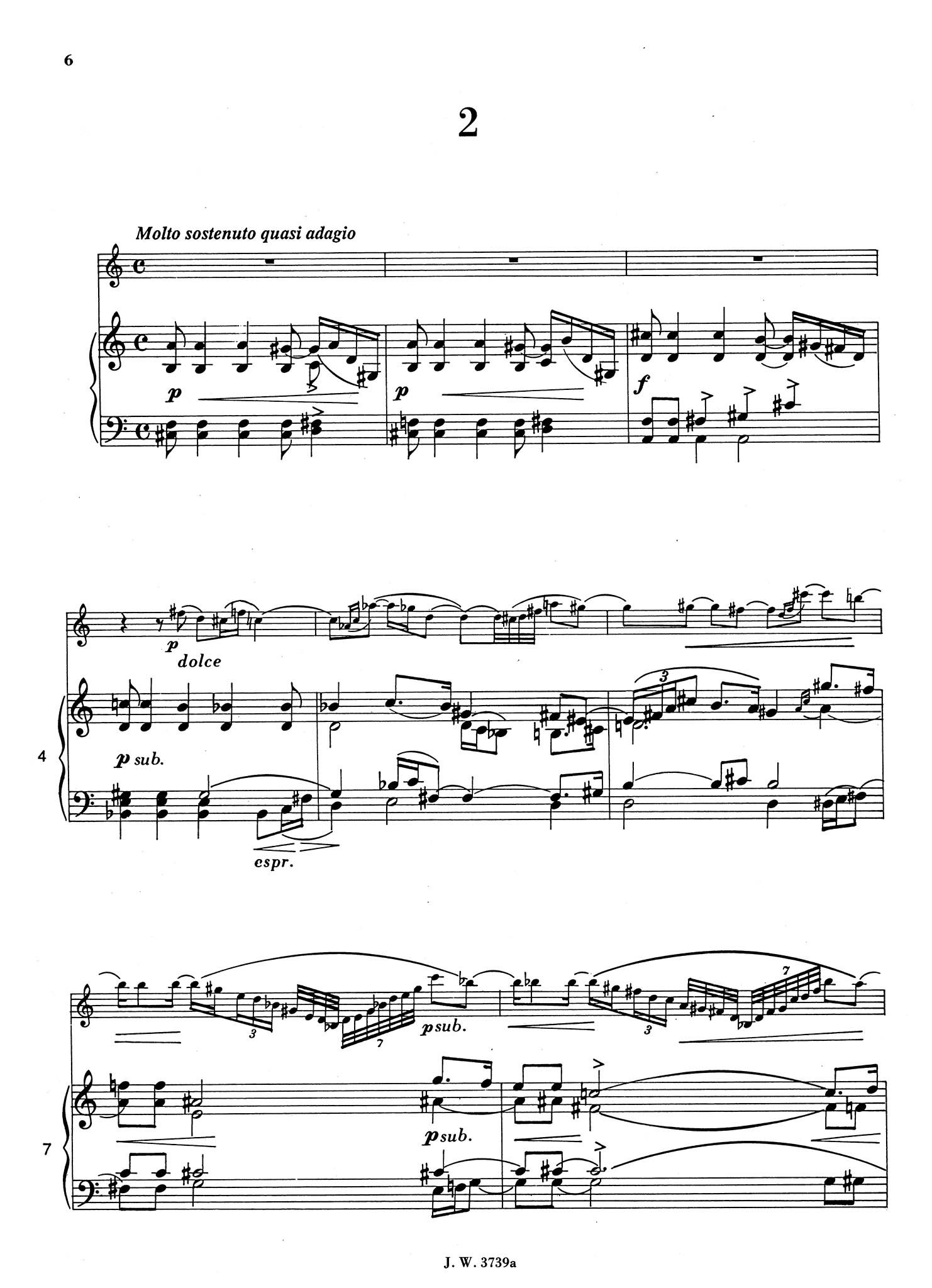 The Accomplished Clarinettist, Book 3 Concert Etude #2
