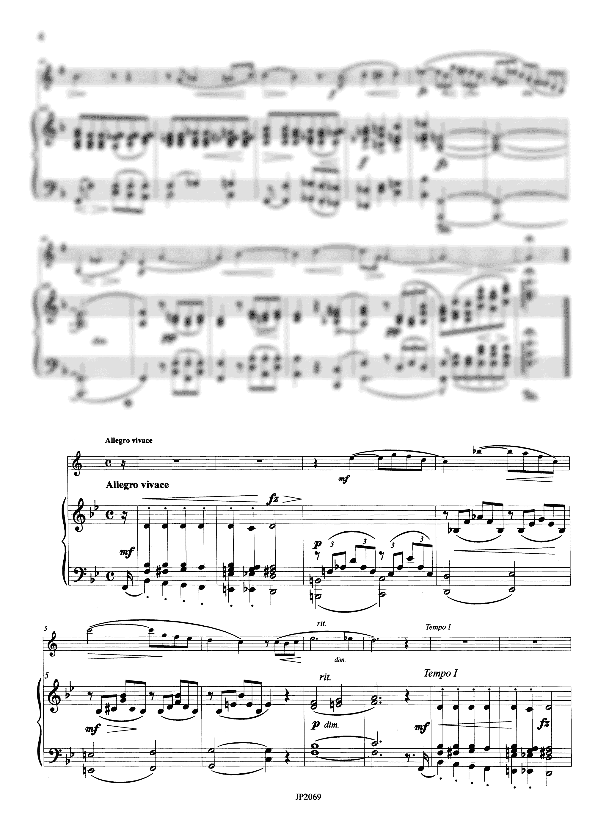 Gade Fantasy Pieces, Op. 43 - Movement 2